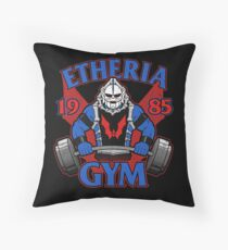 Etheria Fitnessstudio Dekokissen