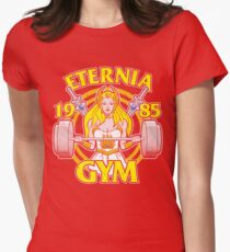 She-Ra Gym Women's Fitted T-Shirt