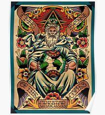 GOD II Poster