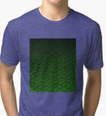 Rhaegal Scales Tri-blend T-Shirt
