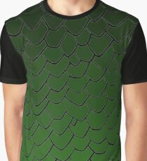 Rhaegal Scales Graphic T-Shirt
