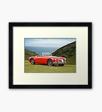 1956 MGA Roadster Framed Print