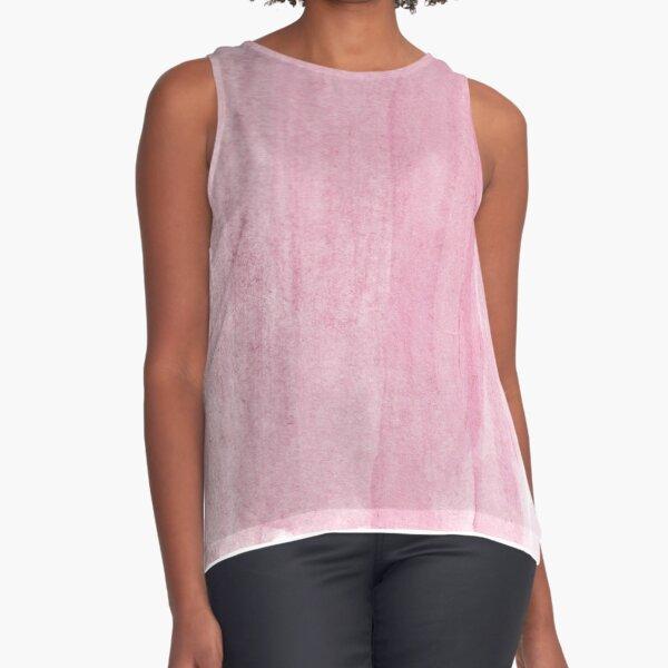 Pink Dust Sleeveless Top