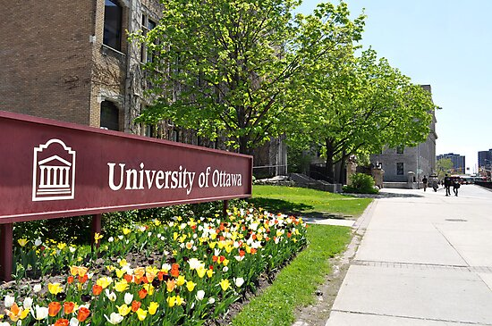 Ottawa 1: University of Ottawa by GensIota