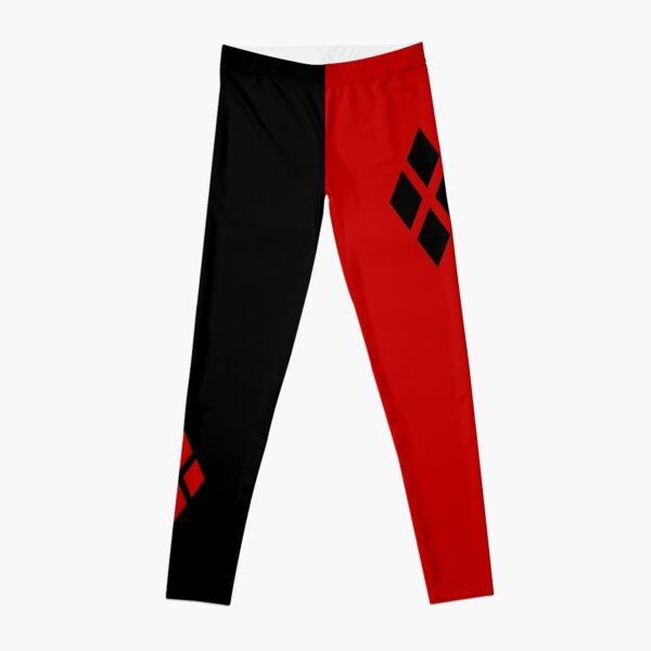 Christie Quinn Little Girls Red White Stripes All Over Print Legging