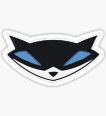 Sly Cooper Sticker