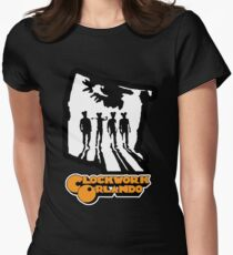Clockwork Orlando group Women's Fitted T-Shirt