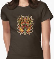 Spitshading 060 Womens Fitted T-Shirt