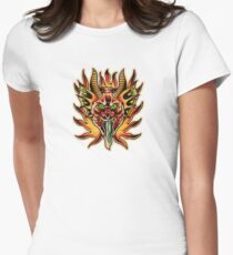 Spitshading 060 Women's Fitted T-Shirt