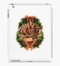 Spitshading 061 iPad Case/Skin