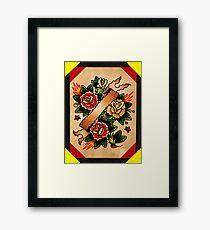 Spitshading 063 Framed Print