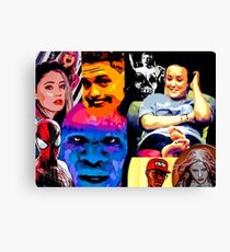 BBMFEart COLLAGE  Canvas Print