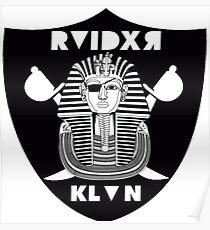 RAIDER KLAN Poster