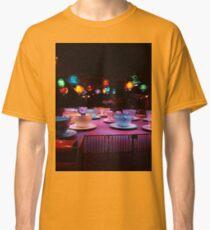Alice In Wonderland Tea Cups Classic T-Shirt