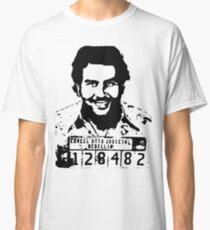 Pablo Escobar Mugshot Classic T-Shirt