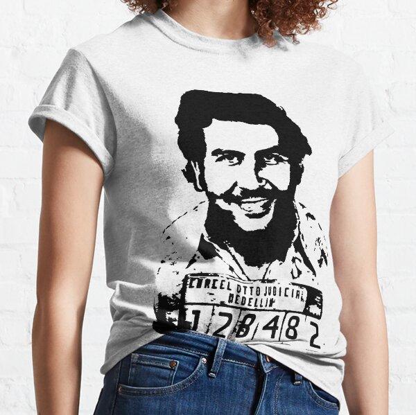 Foto de Pablo Escobar Camiseta clásica