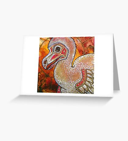 Remember the Dodo Greeting Card