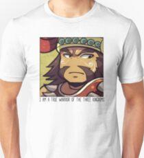 Dynasty Warriors chibi Meng Huo Unisex T-Shirt