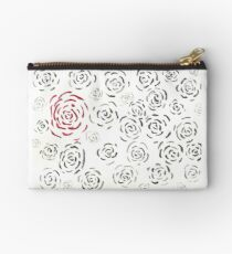 Rose Among Roses Left Studio Pouch