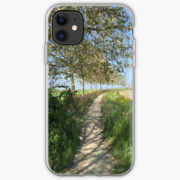 Walking the Camino iPhone Soft Case