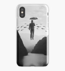 Journey to the Unknown iPhone Case