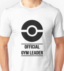 Official Gym Leader Brand T-Shirt