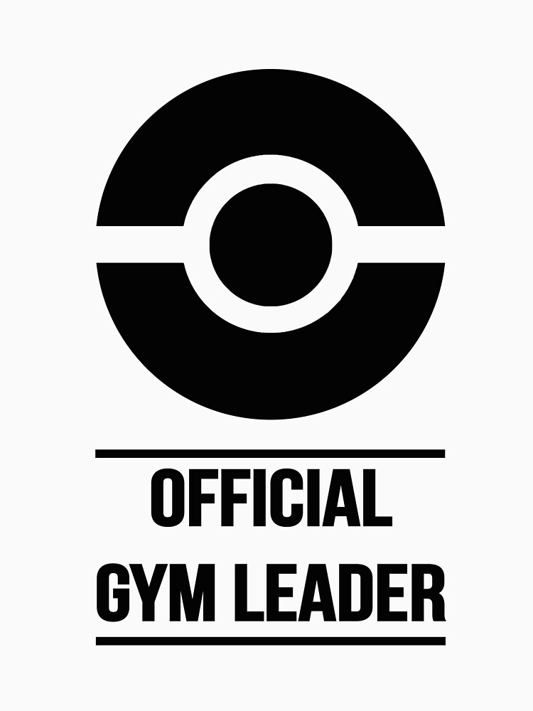 Official Gym Leader Brand | Unisex T-Shirt