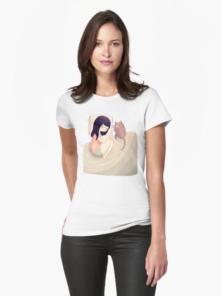 Best Friends Womens T-Shirt Front