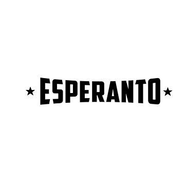 Esperanto, La Lingvo Internacia, Ekde 1887 - Blanka by makisdiras