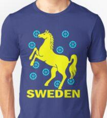 SCHWEDEN-PFERD Unisex T-Shirt