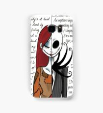 Nightmare Before Christmas Samsung Galaxy Case/Skin