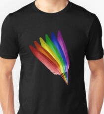 Feathered Pride Unisex T-Shirt