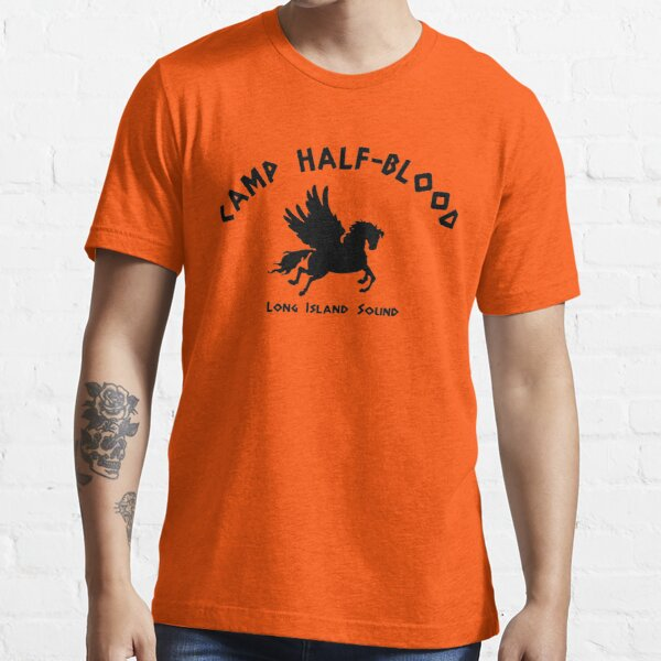 Camp Half Blood: Full camp logo Essential T-Shirt