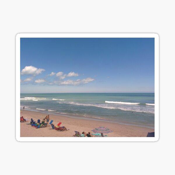 Playa Linda Beach  Sticker