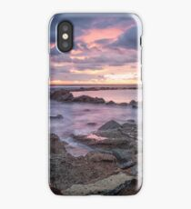 Norah Rockpool, sunrise iPhone Case/Skin