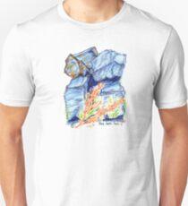 Nova Scotia Rocks 2 Unisex T-Shirt