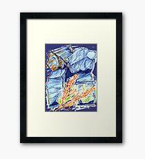Nova Scotia Rocks 2 Framed Print