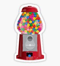 gum balls Sticker