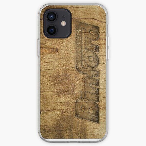 BINFORD WOOD iPhone Soft Case