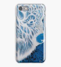 Great White Buffalo iPhone Case/Skin