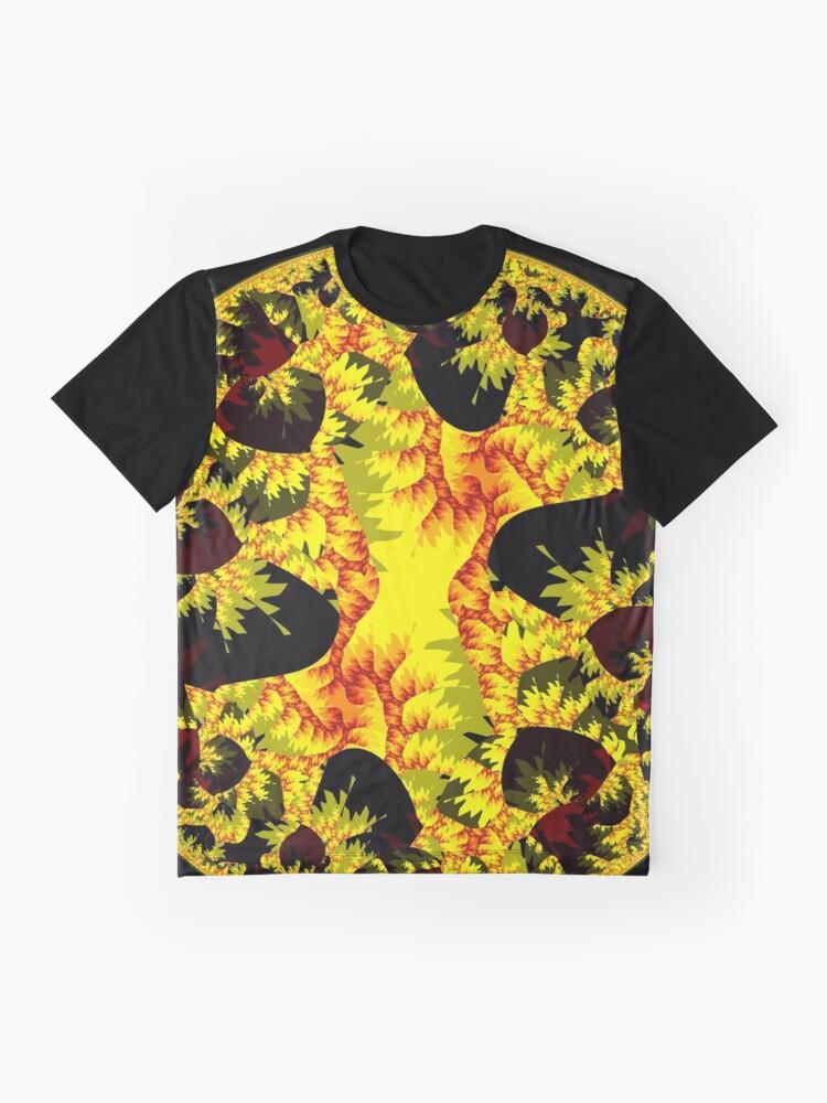 Alternate view of Mandala VI Graphic T-Shirt