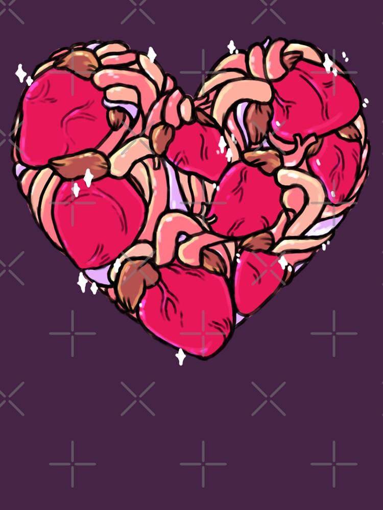 Heart of Hearts by seasofstars