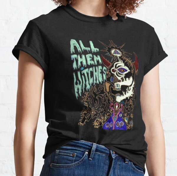 All Them Witches graphic 6 Classic T-Shirt