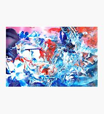 Expressionist Photographic Print