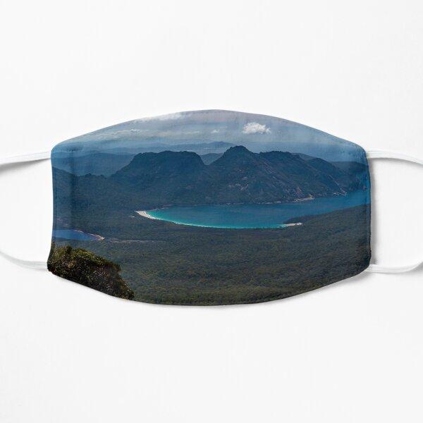 Wineglass Bay, Tasmania Flat Mask