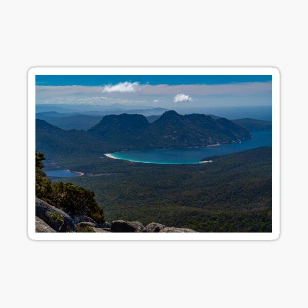 Wineglass Bay, Tasmania Sticker