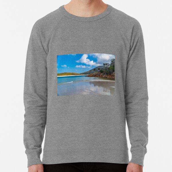 Wineglass Bay Beach, Tasmania Lightweight Sweatshirt