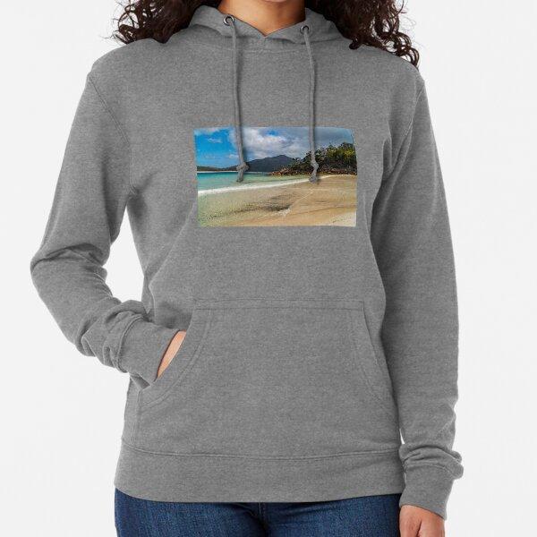 Wineglass Bay Beach, Tasmania  Lightweight Hoodie