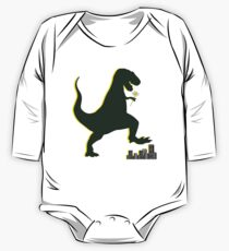 Dinosaur - Plant It One Piece - Long Sleeve