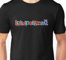 lollapalooza music festival Unisex T-Shirt